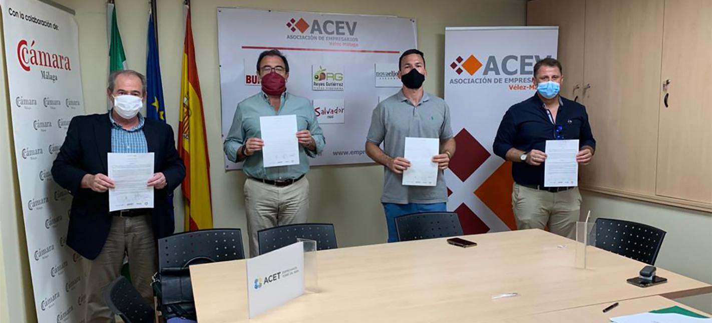 Energía, electricidad, iniciativa de apoyo, sostenibilidad, asociaciones de empresarios, costa del Sol Málaga y asociaciones de empresarios en Málaga