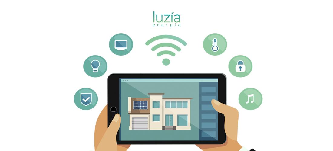 casa inteligente domotica, casa inteligente precio, casa inteligente google, energia renovable, tarifa de luz.