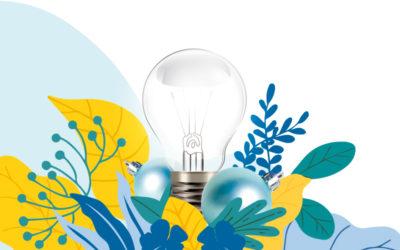 ¡Y se hizo la luz con Luzía!  3 ideas muy navideñas para adornar tu casa con luz.