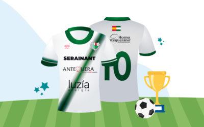 Luzía tiñe de verde al Antequera C.F para la temporada 2021