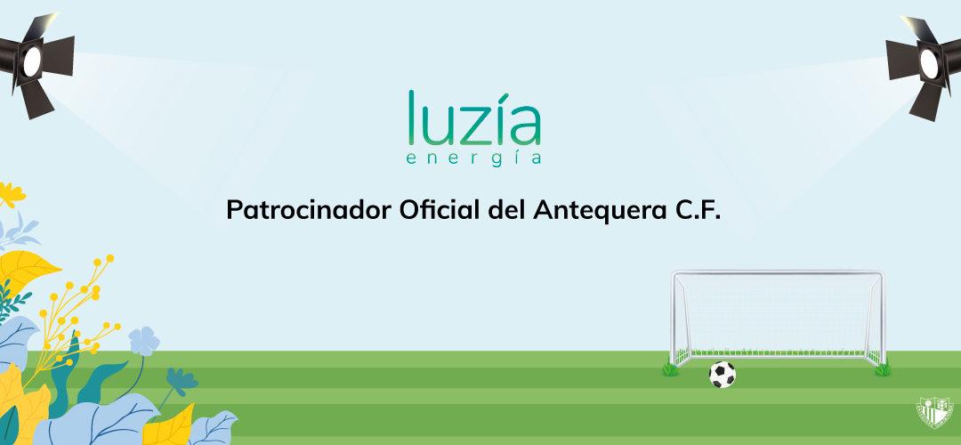 Luzía se convierte en el primer patrocinador oficial del Antequera C.F para la temporada 2021/22.